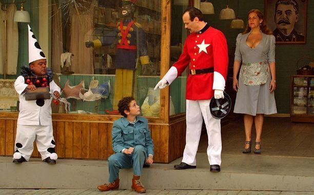 La Danza de la Realidad debuta en cines Chilenos el 19 de junio de 2014
